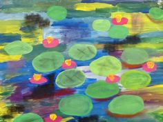 Waitsfield Elementary Art: Monet
