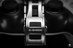 Casio released the latest generation of its G-SHOCK MTG-B2000D-1AER series, which I was now allowed to test as MTG-B2000D 1AER. Casio Edifice, Casio G-shock, Watch Blog, Latest Generation, Mtg, Digital Watch, Cool Watches, Luxury Watches, Fire Department