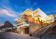 Image result for SEA VIEW HILLSIDE HOME WITH FRONT ENTRANCE AND STAIRS