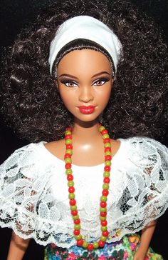 Barbie Dolls of the World Brazil
