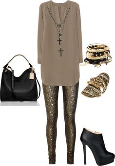 """""""Sequins is a Girls Best Friend"""" by dnicole10-06 on Polyvore"""