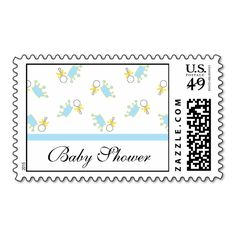 Prince and Rattle Postage Stamp