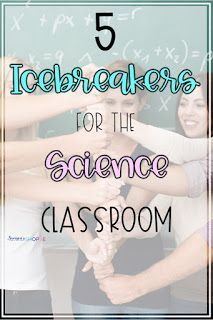 Relieve some of that back to school anxiety with these 5 science icebreakers! These activities allow students to quickly get to know one another to enable them to feel more comfortable. Perfect for the Upper Elementary ages, but can work with any grade. Check it out! School Icebreakers, Icebreaker Activities, Back To School Activities, Science Activities, Science Experiments, Science Resources, Science Ideas, Science Labs, School Ideas