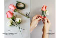 The Everygirl DIY Floral Event at Anthropologie #theeverygirl