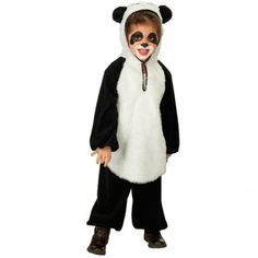 Panda kostuum kind