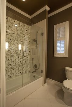 Fab Bathroom Remodel with Impact Tile CenterBeam Construction Jacksonville, Florida www.centerbeamconstruction.com