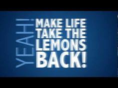 Cave Johnson Lemons Speech - Kinetic Typography