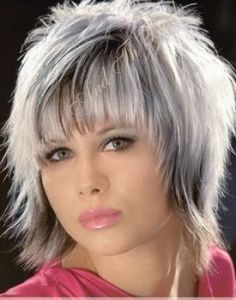 Grey Hair Styles Over 60 | Short grey hairstyles pictures 4