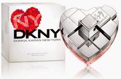 Brilhos da Moda: O Novo Perfume DKNY MYNY