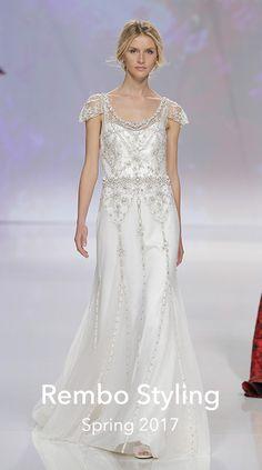 Bridal Fashion Week #Spring2017 : Brides