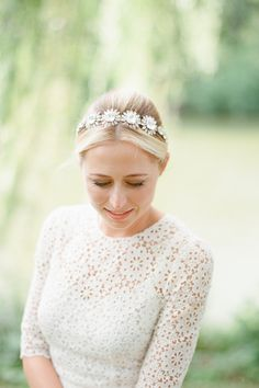 Crystal halo: http://www.stylemepretty.com/2015/09/01/make-a-statement-with-bold-bridal-accessories/