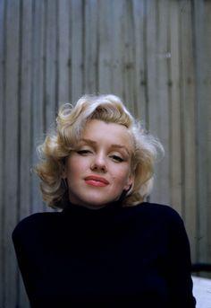 Marilyn Monroe by Alfred Eisenstaedt, 1953