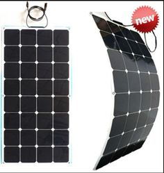 Flexible solar panels are the perfect solution for those that want the benefits of a solar system but have limited surface area to mount conventional panels. Surface Area, Solar System, Solar Panels, Flexibility, Nova, Projects, Sun Panels, Back Walkover, Solar System Scope