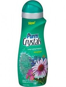 Purex Crystals – Fresh Mountain Breeze – review and #giveaway ends 2/10
