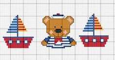 This Pin was discovered by Paq Cat Cross Stitches, Cross Stitch Charts, Cross Stitch Designs, Cross Stitching, Swedish Weaving, Hello Kitty Wallpaper, Giant Paper Flowers, Bead Loom Patterns, Christmas Cross