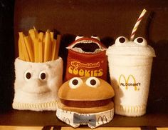 6 Potential Horror Movies Starring Happy, the Happy Meal Mascot ...
