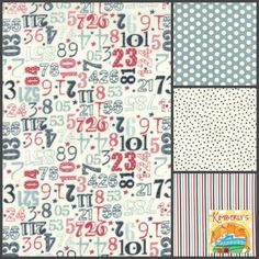 Boathouse NEWModa Bundle Sweetwater by KimberlysFabricStash