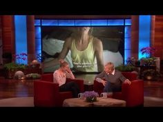 ▶ Kristen Bell's Sloth Meltdown on The Ellen Show - YouTube - funniest, cutest thing ever!
