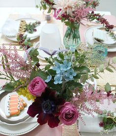 How to host a festive tea party with Little Big Bell | west elm