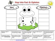 {FREE} Skill: Fact and Opinion Practice this skill with a fun sorting activity. Your students will have fun learning about different ty...