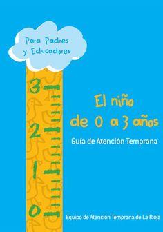 Guía de atención temprana para niños de 0 a 3 años La Rioja - Escuela en la nube