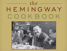 "O Ernest Hemingway ήταν γνωστός bon viveur με αδυναμία στο καλό φαγητό. Οι αγαπημένες του συνταγές, 125 στον αριθμό, περιλαμβάνονται στο βιβλίο ""The Hemingway Cookbook"" του Craig Boreth. Ο συγγραφέας έχει πετύχει να συνδυάσει μοναδικές"