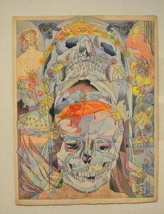 Josef Váchal: Poctu králům! Plexus Products, Magick, Painting & Drawing, Enchanted, Surrealism, Modern Art, Art Photography, Folk, Watercolour