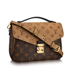 Louis Vuitton Pochette Metis in Reverse Monogram : Reward upon completion of PMP Re-Certification