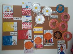 Povolania Community Helpers, Kids And Parenting, Diy And Crafts, Preschool, Education, Children, Frame, Decor, Activities