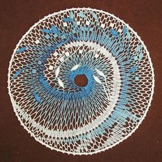 EVacko Lochkov: Duben Bobbin Lace Patterns, Lace Heart, Lace Jewelry, Lace Detail, Abstract, Pictures, Lace, Craft, Bobbin Lacemaking