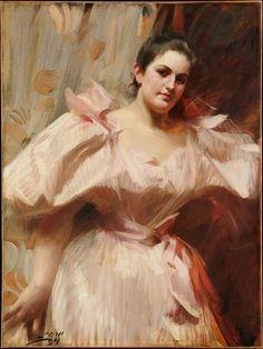 Anders Zorn - Frieda Schiff [1894]