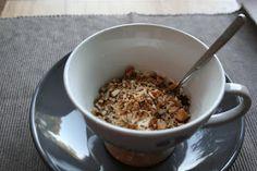 Low Carb - Grip op Koolhydraten: Muesli / Granola nuts