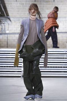 Rick Owens Menswear Fall Winter 2017 Paris