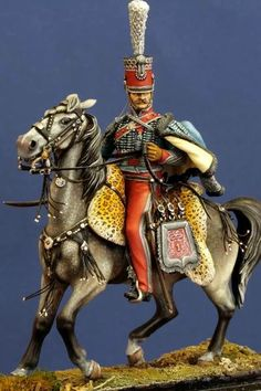 French hussar colonel...Collection alainlafay