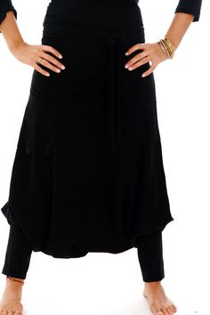 Black Harem Pants, Harem Trousers, Oriental Pants, Sack Pants, Aladdin Pants, Wide Pants,, Stretch Pants on Etsy, $89.00