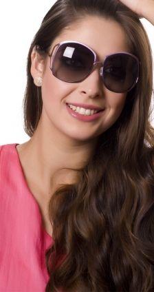 486579a247f31 Óculos Cavalera CV22143 Metal Grande Lilás com Prata Feminino
