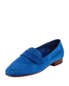 SUEDE CLASSIC LOAFER