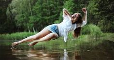 Image result for levitation photography wake up and eye