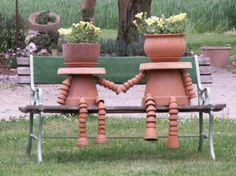 Reuse Old Doors | reuse-those-old-garden-pots-laying-around.1389014290-van ...