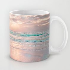 MORNING GLORY Mug by Catspaws - $15.00