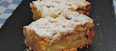 Appel kruimel cake | Lekker Tafelen