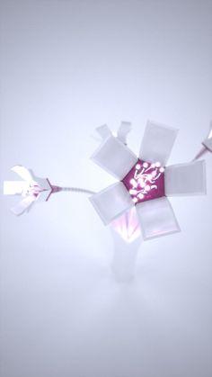 """""""Light of Flowers"""" design by Patrik Sobek"""