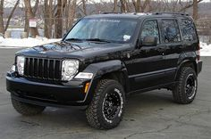 lifted jeep liberty 2012 | ... ROCK KRAWLER 3.5 inch lift for jeep liberty | Flickr - Photo Sharing