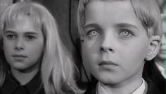 How have I gone this long without seeing this film? Today's film is Village of the Damned, a movie that's been well-respected for the . 1960s Movies, Sci Fi Movies, Scary Movies, Old Movies, Movie Tv, Classic Horror Movies, Horror Films, Death Metal, Cyberpunk