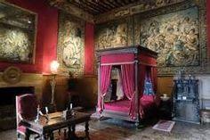 leonardo de Vinci's deathbed in le clos luce, amboise france