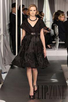 Dior Printemps-été 2012 - Haute couture