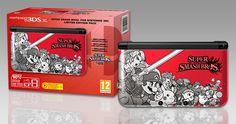 Edizione limitata per Super Smash Bros.
