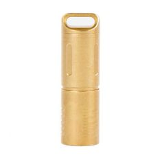 Brass EDC Flashlight | Huckberry