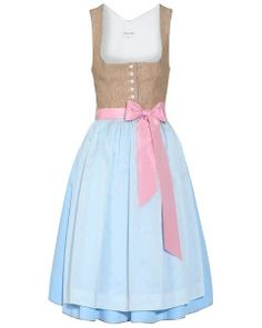 This one is my particular favourite of them. Lovely Dresses, Elegant Dresses, Vintage Dresses, Casual Dresses, Fashion Dresses, German Costume, Dirndl Dress, Dresses To Wear To A Wedding, Flattering Dresses
