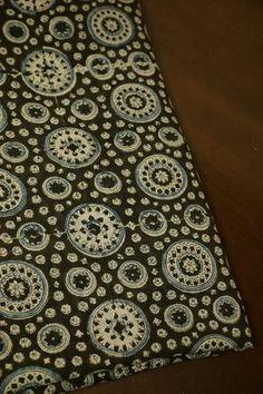 Ajrak Fabric - Buy Ajrak Print Fabrics Online - Matkatus – matkatus Print Fabrics, Prints, Cotton Silk Fabric, Colorful Wallpaper, Fabric Online, Small Flowers, Leaf Design, Printed Cotton, Printing On Fabric